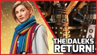 'RESOLUTION'...OF THE DALEKS? - Doctor Who Discussions