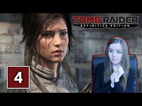 IT'S AN AMBUSH | Tomb Raider Definitive Edition PS4 Gameplay Walkthrough Part 4