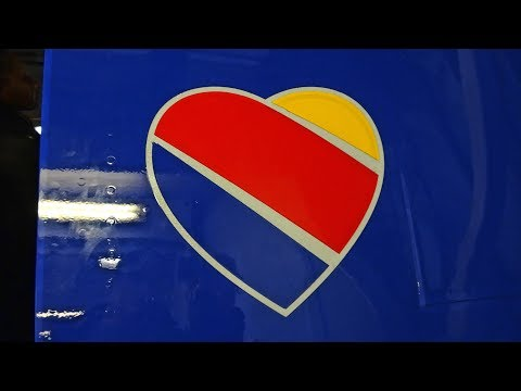 SOUTHWEST AIRLINES | SALT LAKE CITY-DENVER | ECONOMY CLASS | BOEING 737-700