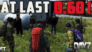 Dayz 0.60 Standalone Gameplay .60 - First Look At .60 Part 1