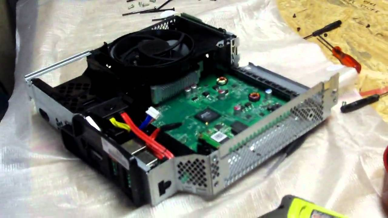 xbox slim red dot of death red blinking light of death repair rh youtube com xbox repair guide 2.1 mosfet xbox 360 repair guide