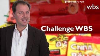 Böllern außerhalb der Silvesternacht = Herbeiführen einer Explosion? | Challenge WBS - RA Solmecke