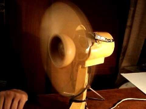 Вентилятор Орбита