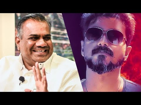 What makes Thalapathy Vijay Smile? - Vijay's Fan Club President Bussy Anand | MY 104