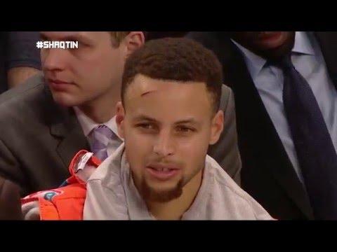 Shaqtin A Fool - Carmelo vs Steph