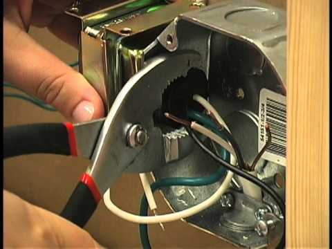 hqdefault replacing a transformer youtube edwards 592 transformer wiring diagram at mifinder.co