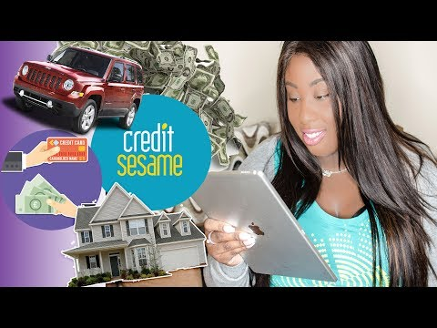 How To Get A Better Credit Score NOW! | Credit Sesame Review | Sheila Hollins-Jackson