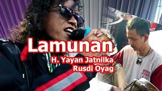 Download Lamunan mdley yayan jatnika feat rusdi oyag