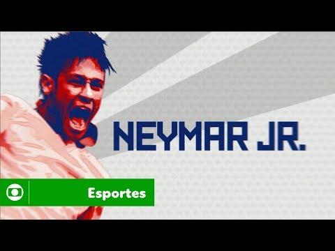 Globo Na Copa: Neymar Jr. é um dos craques que você vai ver na tela da Globo