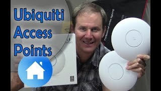 Setting Up Whole Home WiFi with Enterprise Access Points - Unboxing & Review
