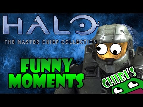 Halo Master Chief Collection Funny Moments Ep.1 Funniest Teleport, A.I. Team Kill, LAG!