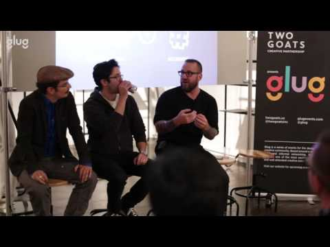 Glug NYC - Experience Branding - Panel Discussion