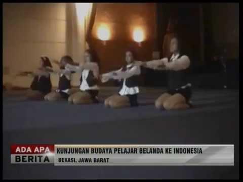 Cross Cultural Programme at Sekolah Victory Plus Bekasi