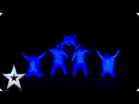 Dance act UDI light up the stage | Semi-Final 3 | Britains Got Talent 2015