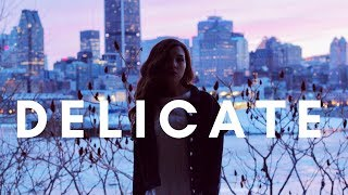 Taylor Swift - Delicate (Cover) by Carissa Vales