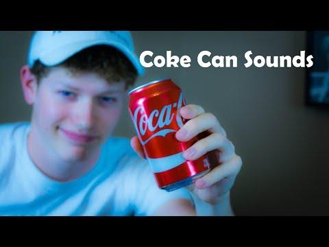 ASMR Coke Can Sounds?