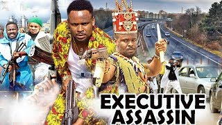 Executive Assassin Part 1&2 -  (NEW MOVIE) ZUBBY MICHEAL 2020 LATEST NOLLYWOOD MOVIE