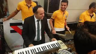 النجم الصاعد بسرعة الصاروخ - شريف المصري والموسيقار محمد حاتم