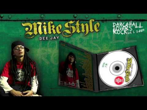 "Dj Mike Style - Dancehall Lovers Rock VOL 1 ""2009"""