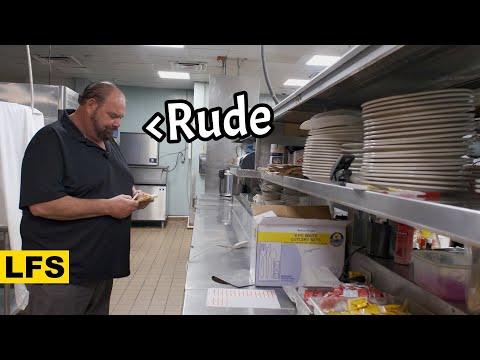 Download The Rudest Waiter