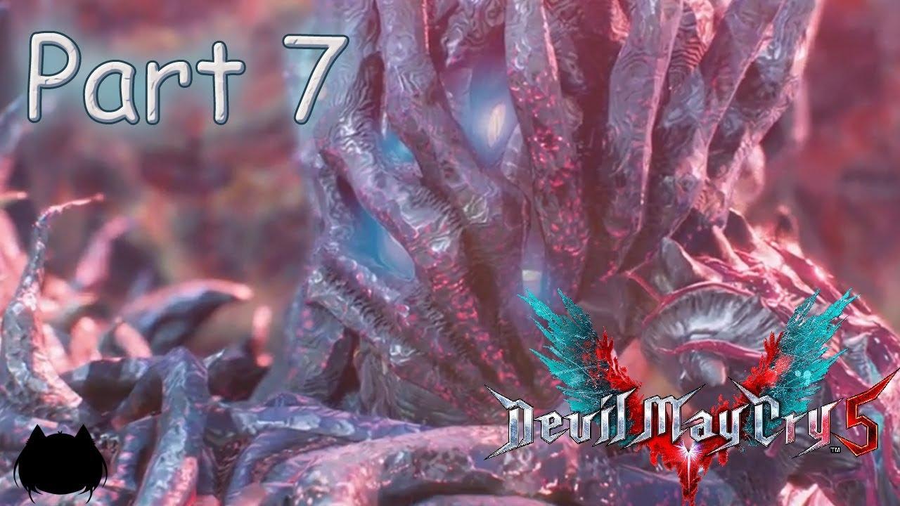 正義從天而降 | Devil May Cry 5 鬼泣5 | #7 - YouTube