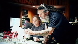 SLAYER - Working with Producer Terry Date (OFFICIAL INTERVIEW)