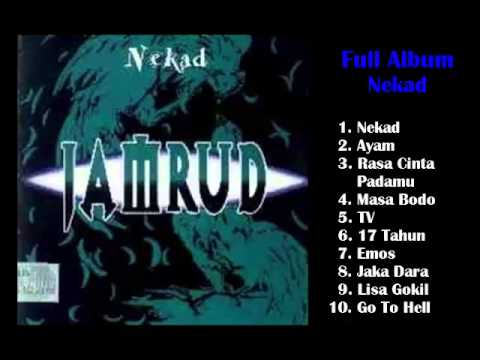 (Full Album) Jamrud - Nekad 1995