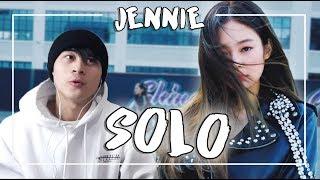 Mikki Reacts to JENNIE - 'SOLO' M/V
