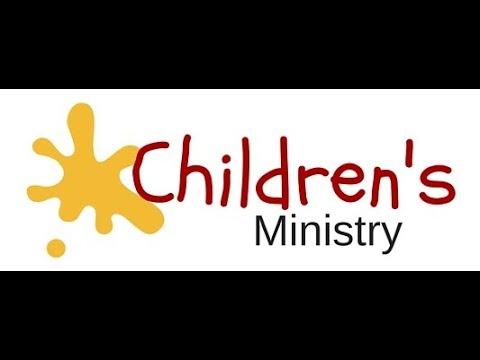 May 31, 2020 Children Sunday Lesson