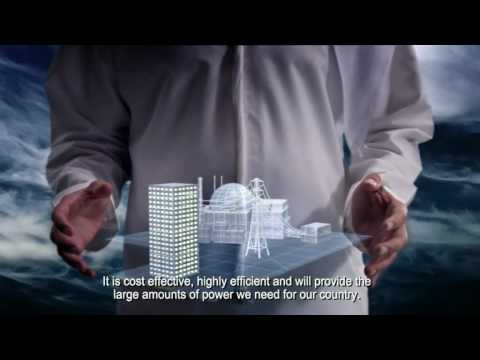 Ad from the Emirates Nuclear Energy Corporation [subtitled]