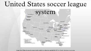 United States soccer league system