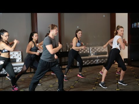Women's Health and Fitness magazine live B.O.D by Finch workout