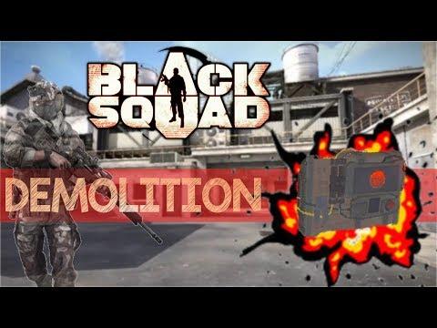 Black Squad - Gameplay PL | Demolition