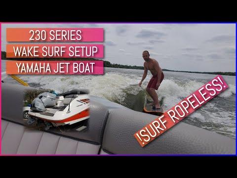 Yamaha Surf Setup