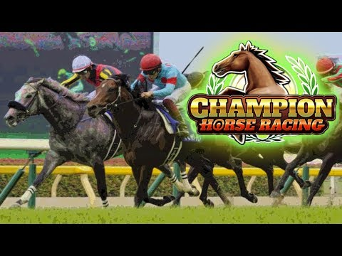 Champion Horse Racing   NEW 2019 Horse Racing Game Similar To Rival Stars & Gallop Racer