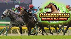 Champion Horse Racing | NEW 2019 Horse Racing Game Similar To Rival Stars & Gallop Racer
