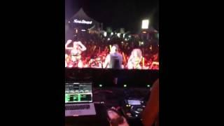 Major Lazer Feat Skrillex And friends In Jamaica