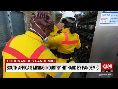South Africa's mining industry: A matter of lives vs. livelihood