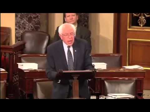 Bernie Sanders calls to audit the Federal Reserve