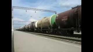 Транспортировка цистерн порт Туркменбаши -- порт Батуми.