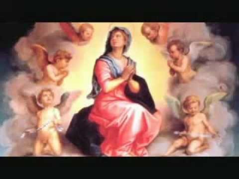 Salve Regina ~ Gregorian Chant ~ (Canto Gregoriano)
