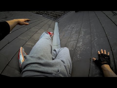 Insane Parkour POV - GoPro HERO3