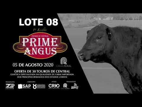 LOTE 08    BLACK OPAL TE879 ANCHO Prod  Agência El Campo