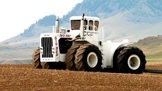 World's Largest Farm Tractor - Big Bud 747