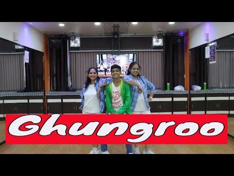 Ghungroo Dance Video | War | Easy Steps | Choreography By Step2Step Dance Studio | Hrithik Roshan