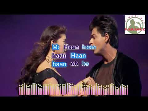 Aur Kya Aur Kya  Hindi Karaoke For Male Singers With  Lyrics