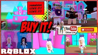 🏰 Roblox MeepCity Gameplay! I Saved up enough to buy THE CASTLE! LOUD SCREAM WARNING!