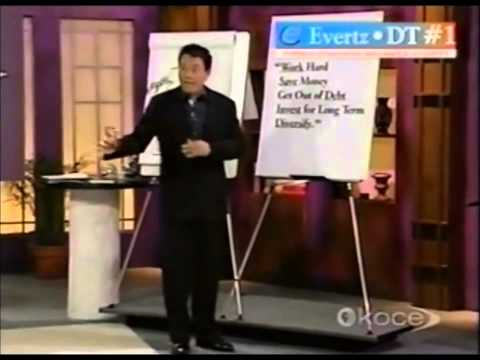 Robert Kiyosaki: Savers are Losers,Network Marketing, 2016 - 17  Stock Market Crash