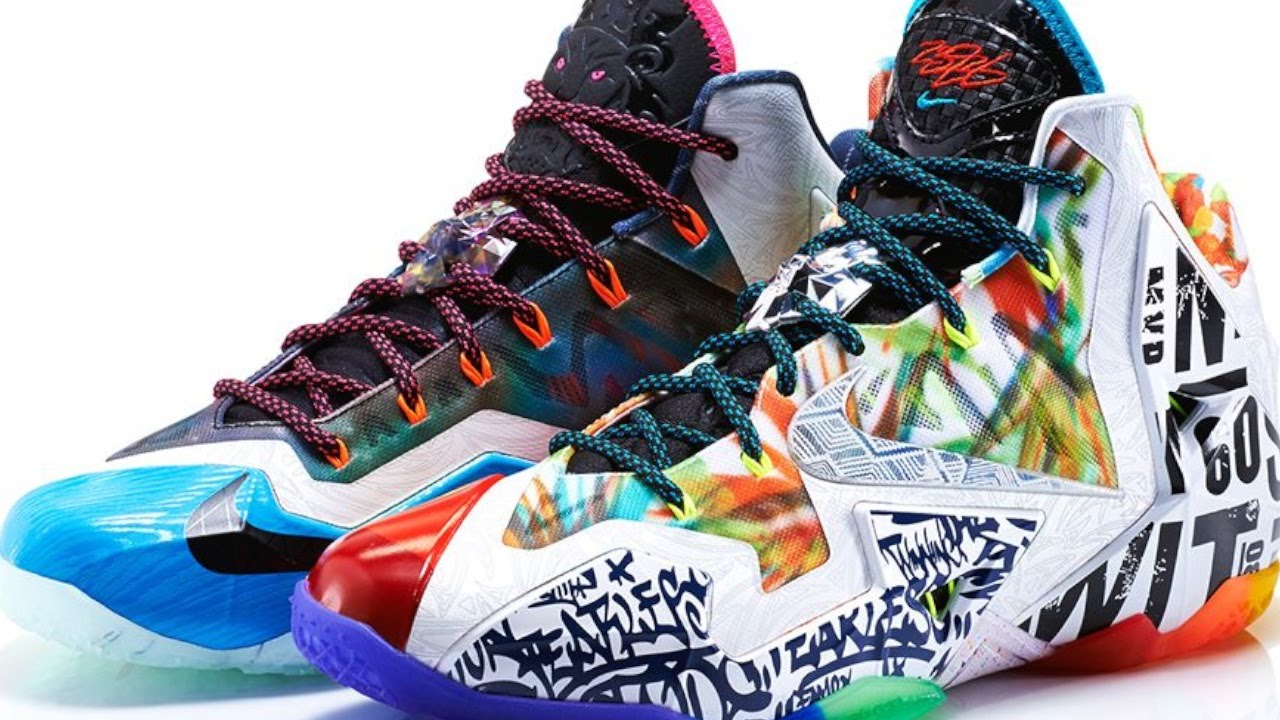 Kobe 9 Elite Low, What The LeBron 11, KD 7 Easy Money and More on Today in  Sneaks - YouTube