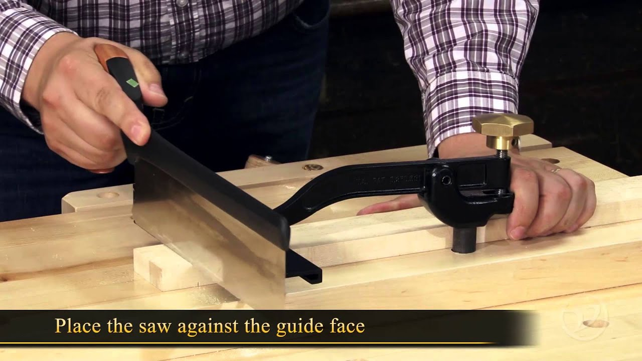Diy Magnetic Hand Saw Guide Extremely Accurate Cuts 8